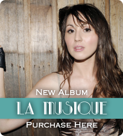"New Album ""La Musique"" Preorder here now!"